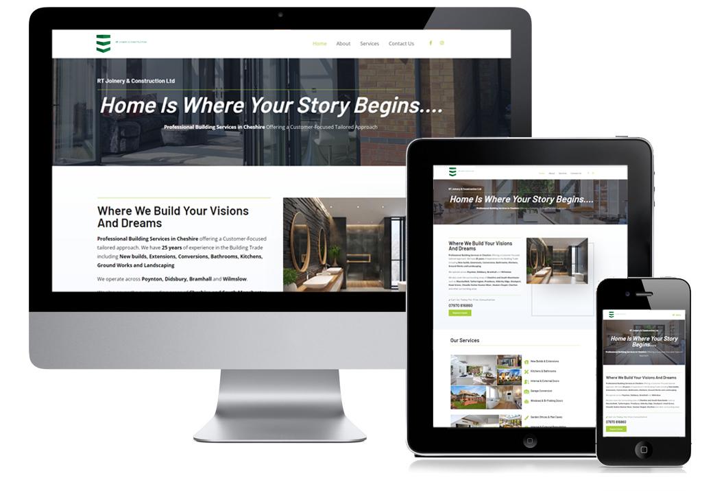 bespoke website, SEO, business
